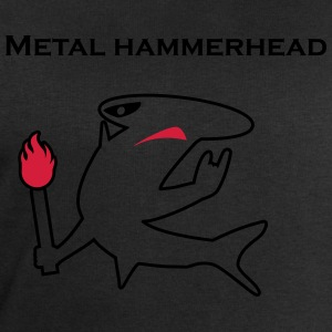 Metal hammerhead black collection T-shirts - Herresweatshirt fra Stanley og Stella