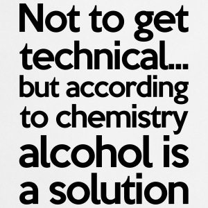 Alcohol Is A Solution Gensere - Kokkeforkle