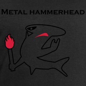 Metal hammerhead black collection Tee shirts - Sweat-shirt Homme Stanley & Stella