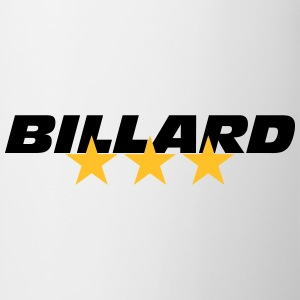Billard T-shirts - Mugg