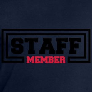 Staff Member T-Shirts - Men's Sweatshirt by Stanley & Stella