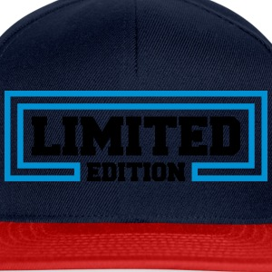Limited Edition T-shirts - Snapback cap