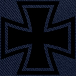 Iron Cross Logo T-skjorter - Snapback-caps