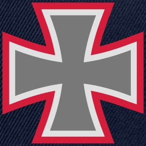 Iron Cross T-skjorter - Snapback-caps
