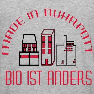 Made in Ruhrpott Pullover & Hoodies - Männer Slim Fit T-Shirt