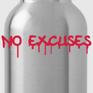 No Excuses Tee shirts - Gourde