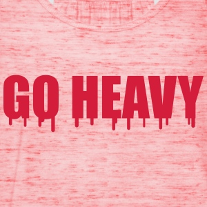 Go Heavy T-shirts - Dame tanktop fra Bella