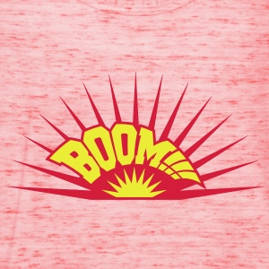 Boom T-Shirts - Women's Tank Top by Bella