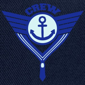 Sailor Crew T-Shirts - Snapback Cap