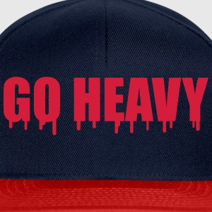 Go Heavy Tee shirts - Casquette snapback
