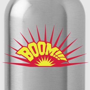 Boom T-Shirts - Water Bottle
