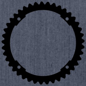 Chainring T-Shirts - Schultertasche aus Recycling-Material