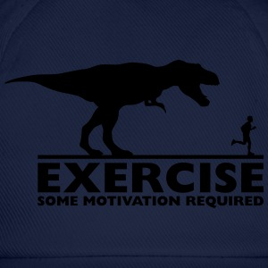 Exercise - some motivation required Pullover & Hoodies - Baseballkappe