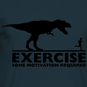 Exercise - some motivation required Pullover & Hoodies - Männer T-Shirt