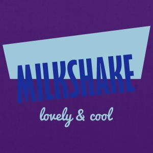 Milchshake - Lovely and Cool T-Shirts - Stoffbeutel