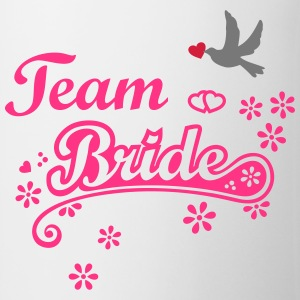 Stag Hen Last Night Out Team Bride Party Wedding H - Mug