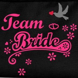 Stag Hen Last Night Out Team Bride Party Wedding H - Kids' Backpack