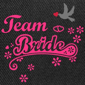 Stag Hen Last Night Out Team Bride Party Wedding H - Snapback Cap