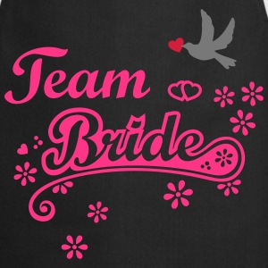 Stag Hen Last Night Out Team Bride Party Wedding S - Cooking Apron