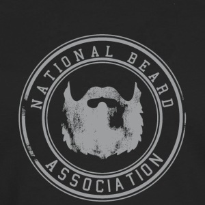National Beard Association / Vintage T-Shirts - Männer Premium Langarmshirt