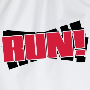 Run T-Shirts - Turnbeutel