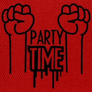 Party Time Arms T-shirts - Snapback cap