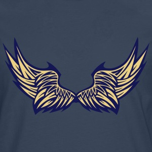 aile wings voler aille 10073 Sweat-shirts - T-shirt manches longues Premium Homme