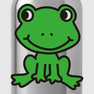 Happy Little Frog - Water Bottle
