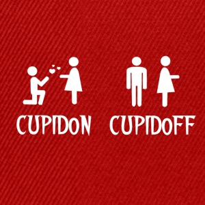 Cupidon Tee shirts - Casquette snapback