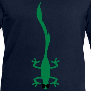 funny lizard  - Men's Sweatshirt by Stanley & Stella