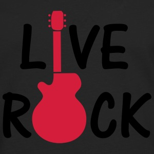 Live Rock ! Hoodies - Men's Premium Longsleeve Shirt