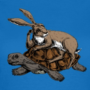Hare and Tortoise Bags & backpacks - Women's T-Shirt