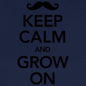 Keep Calm And Grow On Tee shirts - Casquette classique