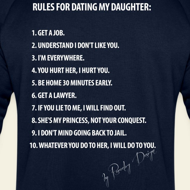 Dating my daughter!