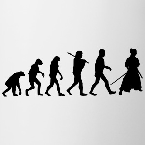 Evolution Samurai  - Tasse