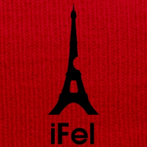 IFeL Eiffel Tower  T-Shirts - Winter Hat
