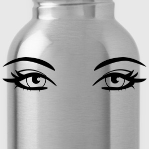 pretty_eyes T-Shirts - Water Bottle