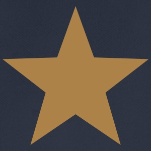 Gold Star, Winner, Best, Hero, Award, Insignia,  Gensere - Pustende T-skjorte for menn