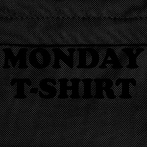 monday t-shirt Skjorter - Ryggsekk for barn