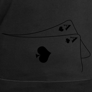 pocket aces Shirts - Men's Sweatshirt by Stanley & Stella