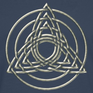 Triple Triquetra, Trinity, Symbol of perfection Sweat-shirts - T-shirt manches longues Premium Homme