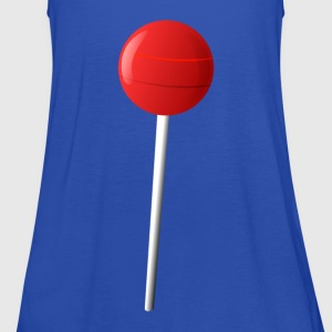 Lollipop Lolly  T-shirts - Dame tanktop fra Bella