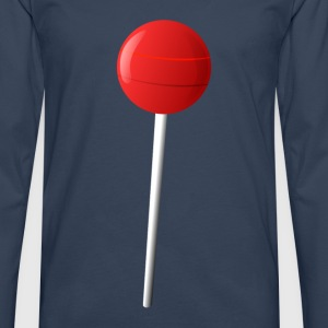 Lollipop Lolly  T-skjorter - Premium langermet T-skjorte for menn