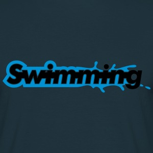Swimming Sweaters - Mannen T-shirt
