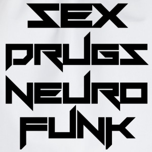 Sex Drugs Neurofunk - Turnbeutel