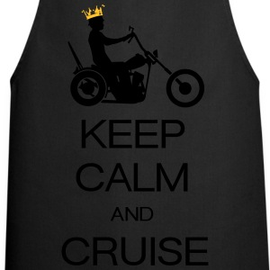 keep calm and cruise T-shirts - Forklæde