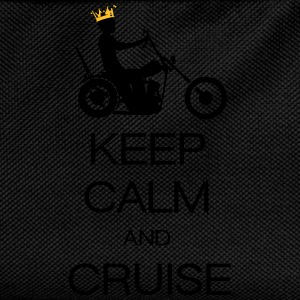 keep calm and cruise T-Shirts - Kids' Backpack