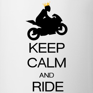 keep calm and ride T-Shirts - Mug