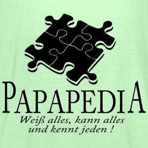 PapaPedia - Frauen Tank Top von Bella