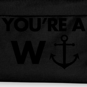 W-Anchor Hoodies & Sweatshirts - Kids' Backpack